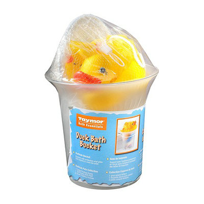 Taymor Bath Essentials Duck Bath Bucket