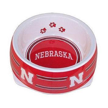 Sporty K9 Dog Bowl - University of Nebraska
