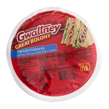 Gwaltney Great Bolony Traditional