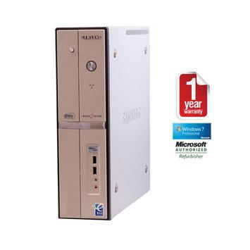 Joy Systems, Inc Samsung DB-Z70 Refurbished Small Form Factor PC C2D-3.0/2GB/160GB/DVD/W7P