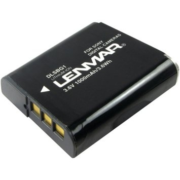 Lenmar Battery replaces Sony NP-BG1