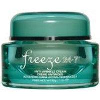 Freeze 24/7 Anti-Wrinkle Cream .33 oz (10 ml)