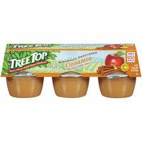 Tree Top Cinnamon 4 Oz Apple Sauce