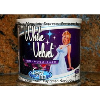 Gosh That's Good! Brand White Velvet Chocolate Sugar Free 255g 51 Servings