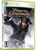 Disney Pirates of the Caribbean: At World's End