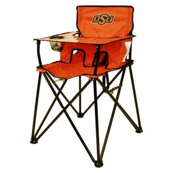 Ciao! Baby ciao! baby Oklahoma State University Portable Highchair - Orange