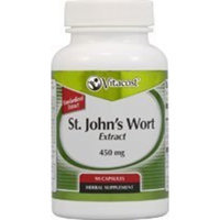 Vitacost Brand Vitacost St. John's Wort Extract - Standardized -- 450 mg - 90 Capsules