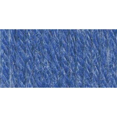 Lion Brand Wool Ease Yarn Blue Heather