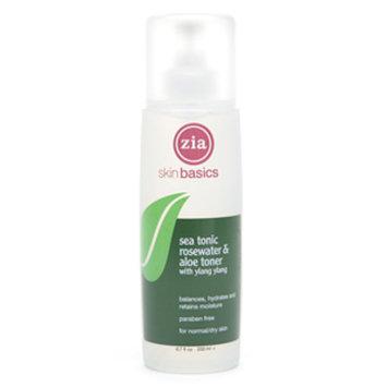Zia Skin Basics Sea Tonic Rosewater & Aloe Toner