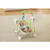 Fisher-Price Rainforest Friends Space Saver Swing and Seat