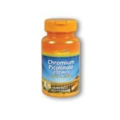 Thompson Chromium Picolinate 60T 60 Tablets
