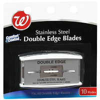 Walgreens Double Edge Razor Blades