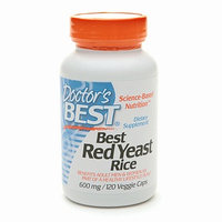 Doctor's Best Red Yeast Rice 700 with CoQ10