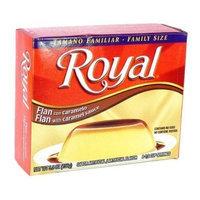 Royal Bilingual Royal Flan With Caramel 2.7oz (Pack of 12)