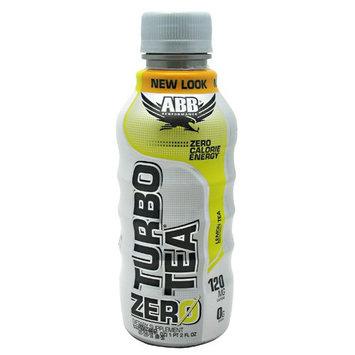 ABB Records ABB Turbo Tea Zero Lemon Tea - 12 - 18 fl oz (532 ml) Bottles