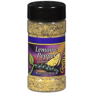 Great Value: Seasoning Lemon & Pepper, 3.5 Oz