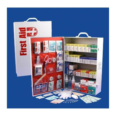 Guardian FAC4 4-Shelf First Aid Cabinet