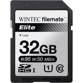 FileMate Wintec Filemate Elite 32GB SDHC UHS-1 Memory Card Class 10