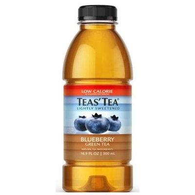 Ito En Teas' Tea Blueberry Green Tea, 16.9-Ounce Bottles (Pack of 12)