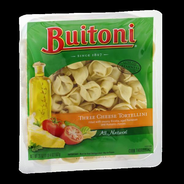 Buitoni Three Cheese Tortellini Reviews 2019