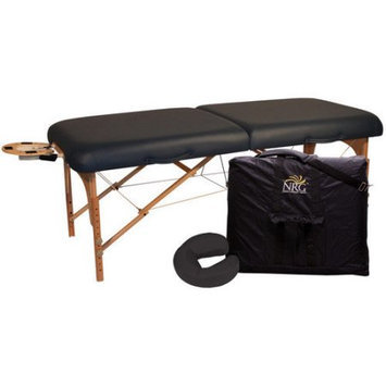 NRG Deluxe Portable Massage Table