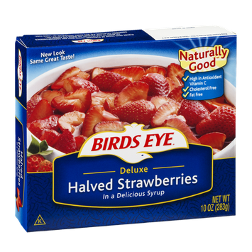 Birds Eye Halved Strawberries