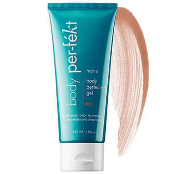 Perfekt Matte Body Perfection Gel Tan 3 oz