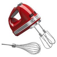 KitchenAid 7-Speed Hand Mixer- Empire Red KHM7210
