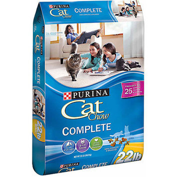 Cat Chow Complete Cat Food, 22 lbs