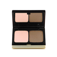 Kevyn Aucoin The Eye Shadow Duo, Pink Shell/Deep Taupe, 4.8 g