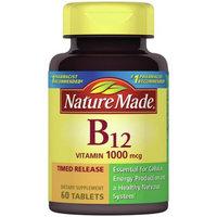 Pharmavite Llc Nature Made B12 Vitamin Dietary Supplement Tablets, 1000mcg, 60 count