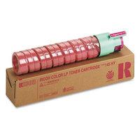 Ricoh RIC888310 888310 Toner Cartridge, High-Yield, Magenta
