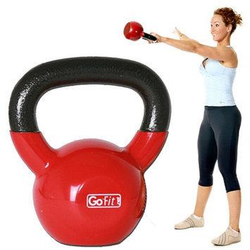 GoFit 15 lb. KettleBell