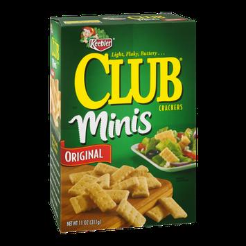 Keebler Club Minis Original Crackers