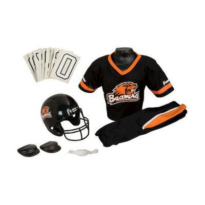 NCAA Franklin Sports Oregon St Deluxe Uniform Set - Medium