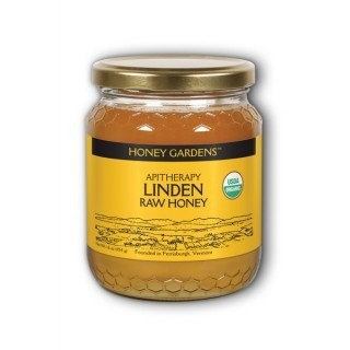 Raw Honey, Linden Honey Gardens 1lb Liquid