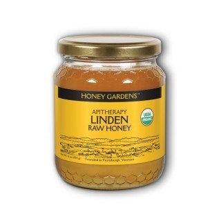 Raw Honey, Linden Honey Gardens 1lb Liquid