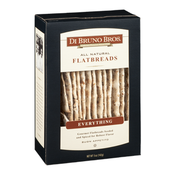 Di Bruno Bros. All Natural Flatbreads Everything Flavor