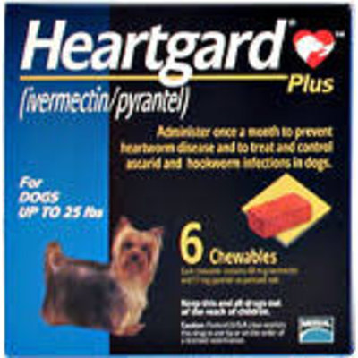 Heartgard Plus - Dog