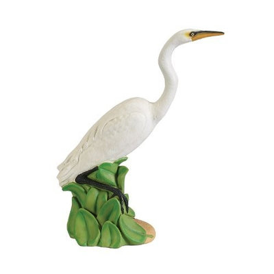 Universal Statuary Egret Statuary (Discontinued by Manufacturer)