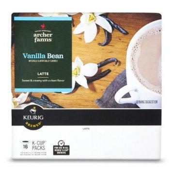 Archer Farms Vanilla Bean Latte K-Cups 16 ct