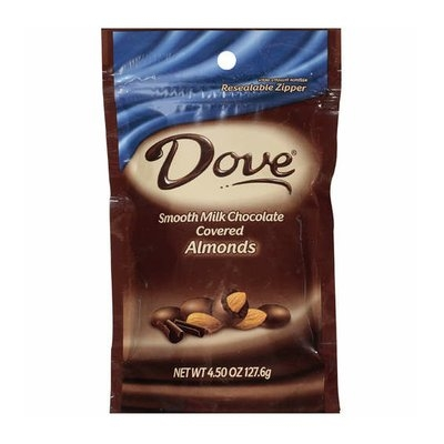 Dove Milk Chocolate With Almonds