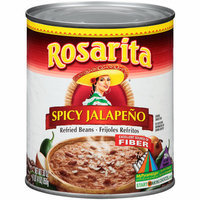Rosarita Spicy Jalapeno Refried Beans