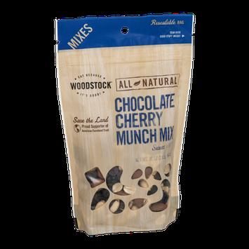 Woodstock All Natural Chocolate Cherry Munch Mix
