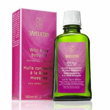 Weleda Wild Rose Body Oil