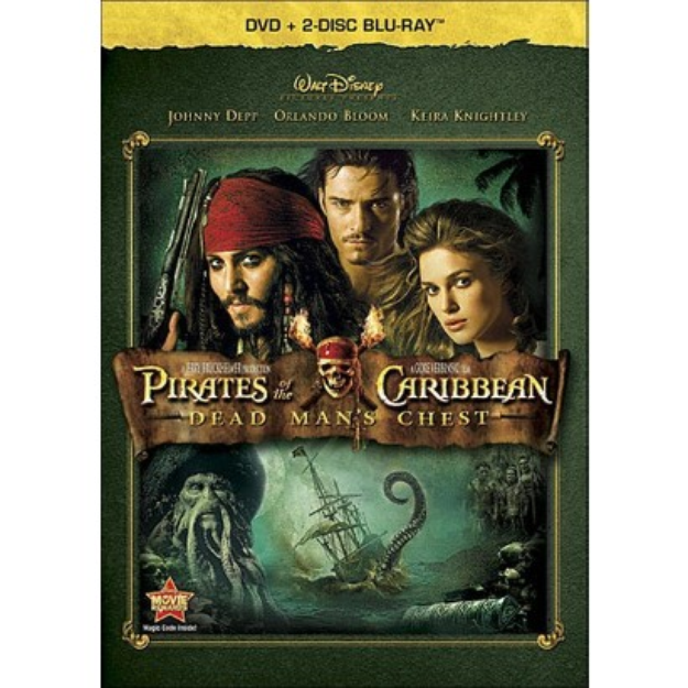Disney Pirates of the Caribbean: Dead Man's Chest