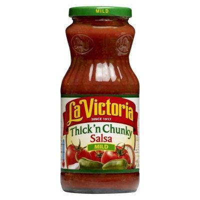 LA VICTORIA La Victoria Mild Thick 'n Chucky Salsa 24 oz