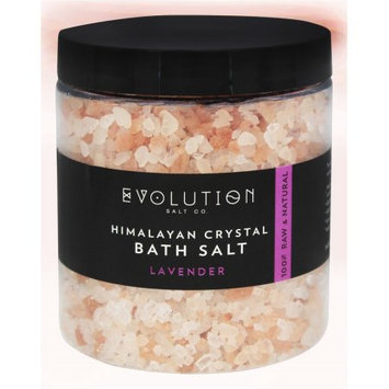 Evolution Salt HIMALAYAN BATH SALT, LAV
