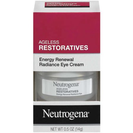 Neutrogena® Ageless Restoratives Energy Renewal Radiance Eye Cream