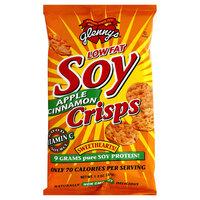 Glenny's Soy Crisps, Sweethearts!, Apple Cinnamon - 1.3 oz